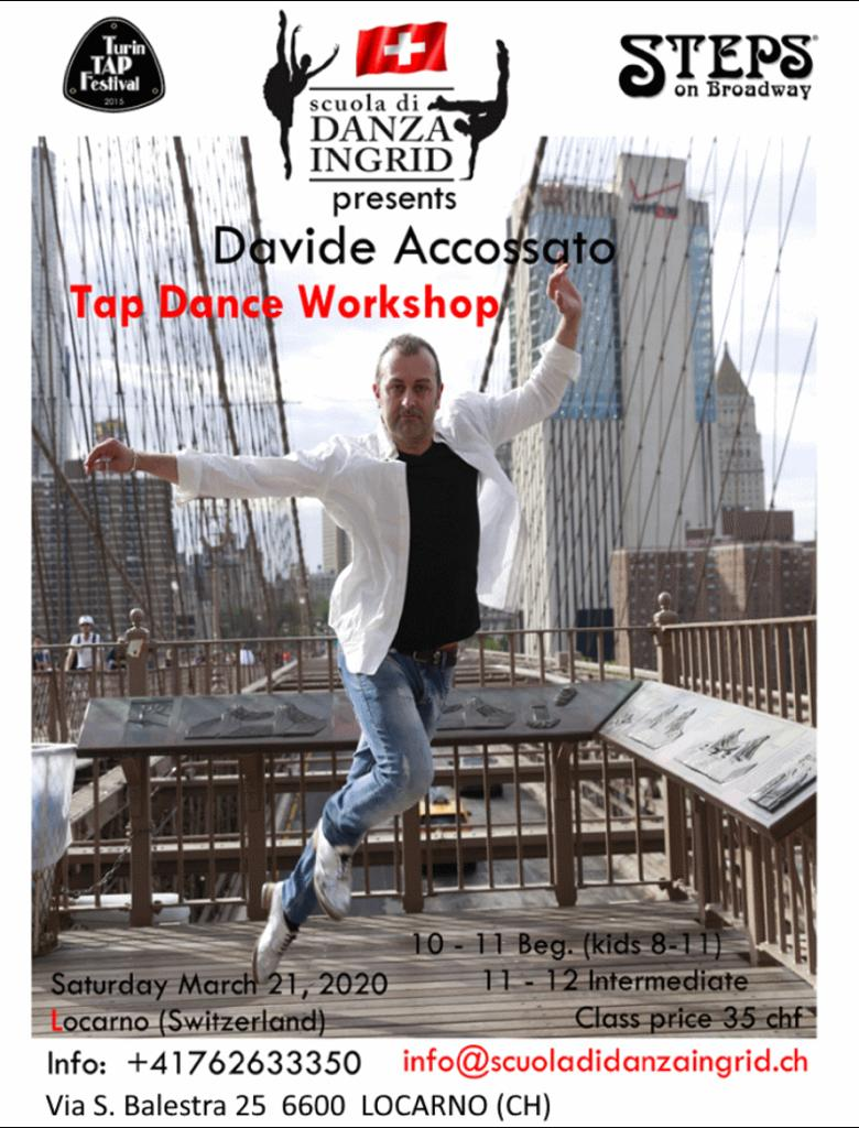 Tap Dance Workshop
