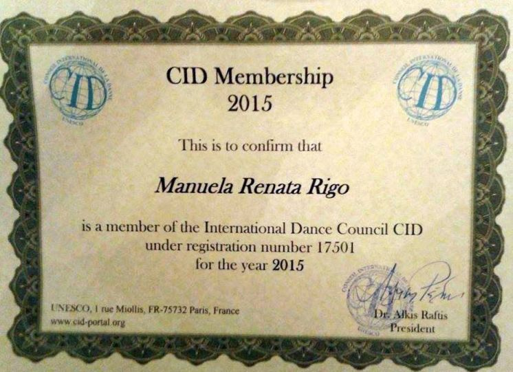 International Dance Council CID