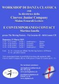 Stage Cinevox Junior Company 2019