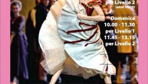 """Stage di danza classica con l'Étoile del Paris Opéra"""" Isabella Ciaravola"""