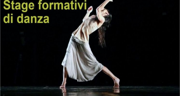 Stage formativi di danza